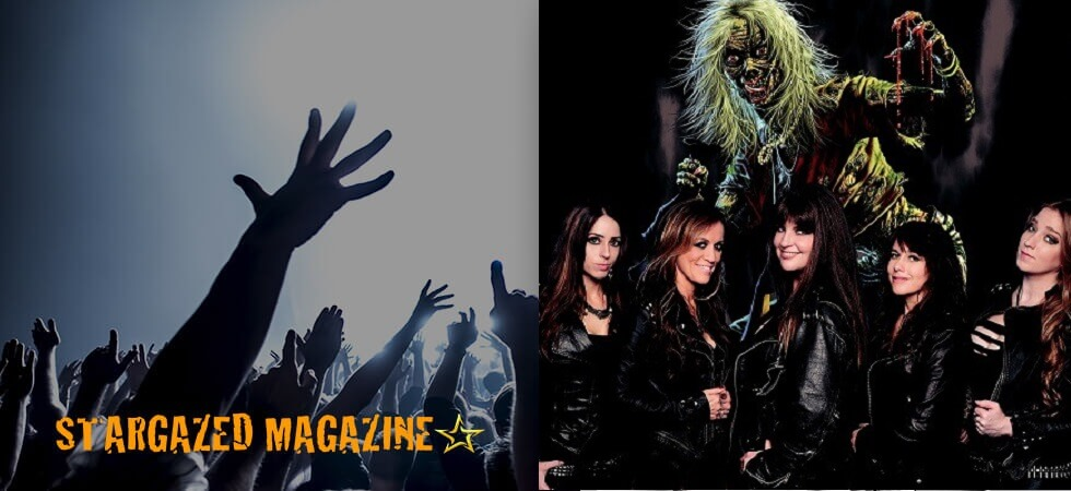 The Iron Maidens brings their tribute show to Sweden