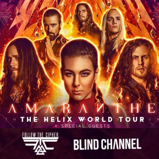 The Helix World Tour 2019