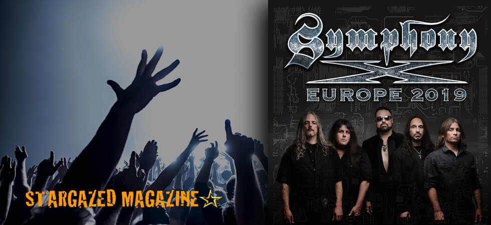 Symphony X announce European tour including dates in Scandinavia