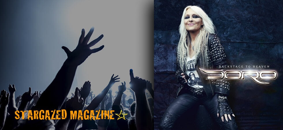 Doro to release EP before second leg of world tour