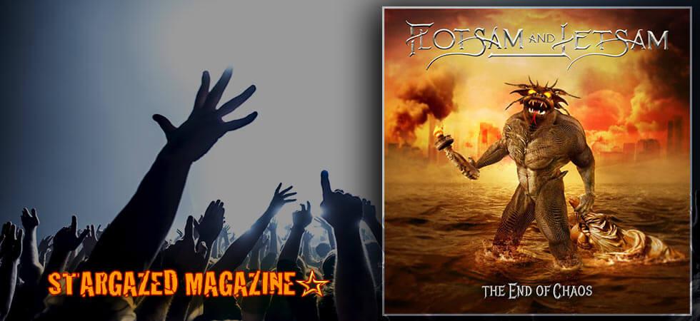 Flotsam & Jetsam – The End Of Chaos