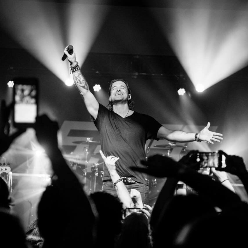 New Music Scott Stapp Finds Purpose For Pain In The Space