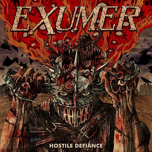Exumer - Hostile Defiance