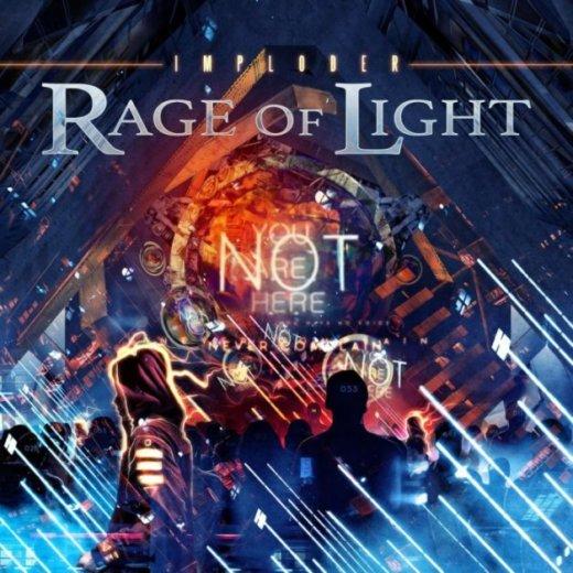Rage Of Light - Imploder [Artwork by: Gustavo Sazes]
