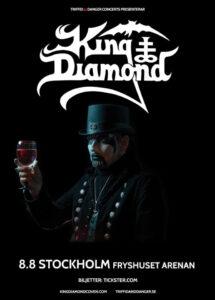 King Diamond - Fryshuset