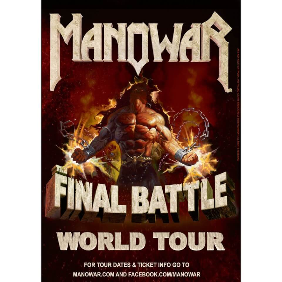 Manowar - The Final Battle