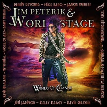 Jim Peterik & World Stage - Winds of Change