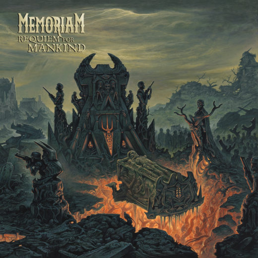 Memoriam - Requiem For Mankind