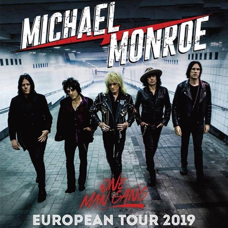 Michael Monroe - Tour