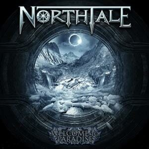 Northtale - Welcome To Paradise. Artwork by Felipe Machado (Blind Guardian, Iron Savior, Brainstorm, Kambrium Etc.)