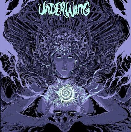 Underwing- Spirals (EP)
