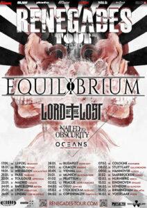 Equilibrium tour 2020