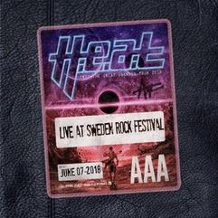H.E.A.T. - Live At Sweden Rock Festival