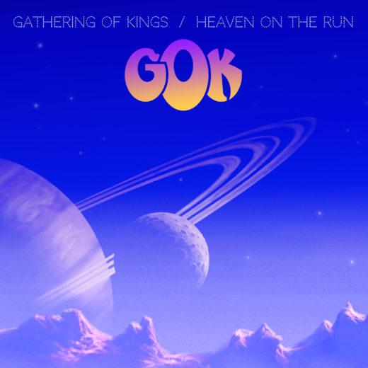 Gathering Of Kings - Heaven On The Run