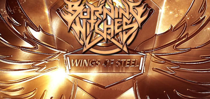 Burning Witches - Wings Of Steel