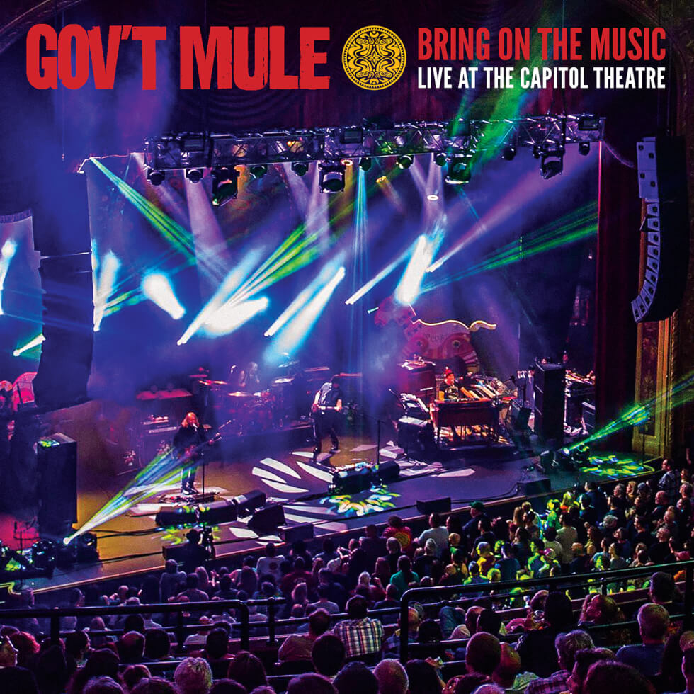 Gov't Mule - Bring On The Music