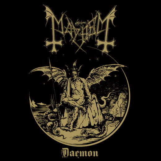 Mayhem - Daemon (alternative artwork)