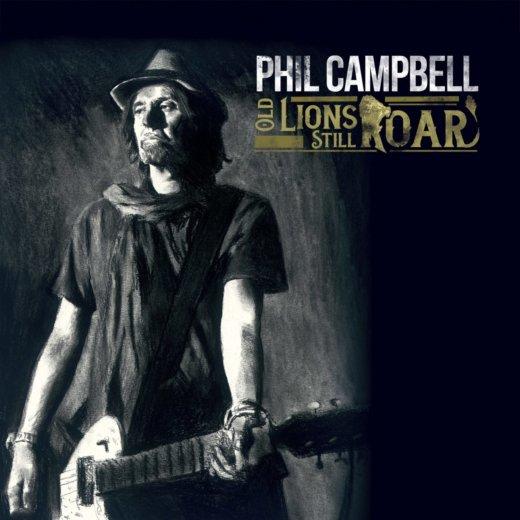 Phil Campbell - Old Lions Still Roar