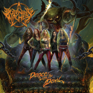 Reviews : Burning Witches - Dance With The Devil