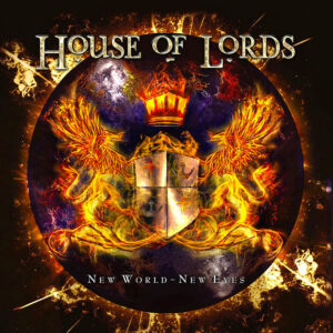 House Of Lords - New World New Eyes