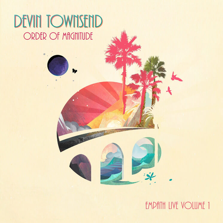 Devin Townsend - Order Of Magnitude