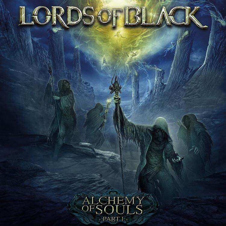 Lords Of Black - Alchemy Of Souls